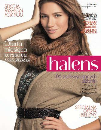 Halens Quelle Katalog Lipiec 2011